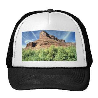 Dome plateau, Utah rock formation Trucker Hats
