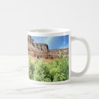 Dome plateau, Utah rock formation Coffee Mugs