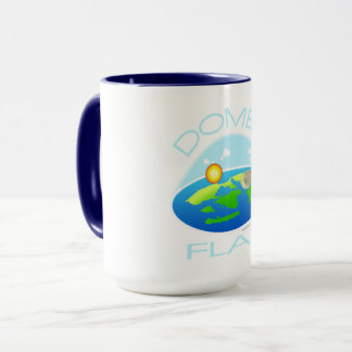 DOMED & FLAT EARTH  |  Under the Dome Mug