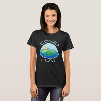 DOMED & FLAT EARTH  |  Under the Dome T-Shirt