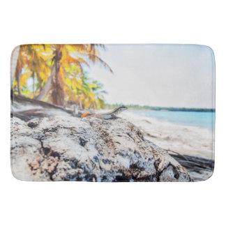 Domenicana beach bath mat