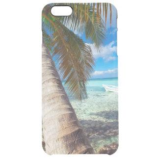 Domenicana beach clear iPhone 6 plus case