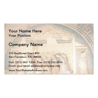 Domenico Ghirlandaio- Confirmation of the Rule Pack Of Standard Business Cards
