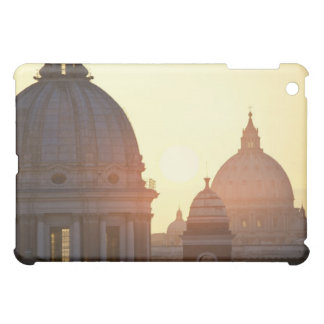 Domes of San Carlo al Corso Church and St. 2 iPad Mini Case
