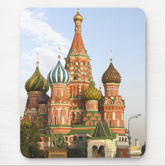 """DOMES OF ST. BASIL'S, MOSCOW"" MOUSE MAT/MOUSEPAD MOUSE MAT"