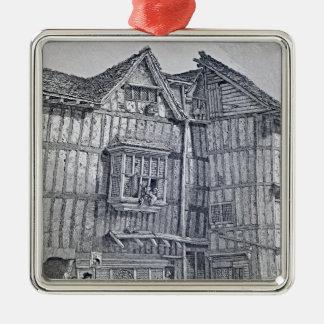 Domestic Architecture, 1791 Christmas Ornament