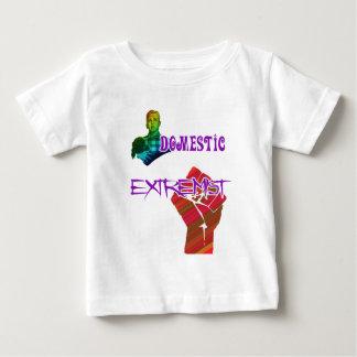 Domestic Extremist - UK politics Baby T-Shirt