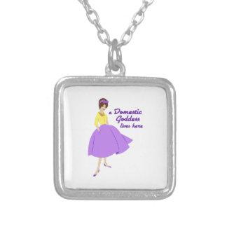 Domestic Goddess Custom Jewelry