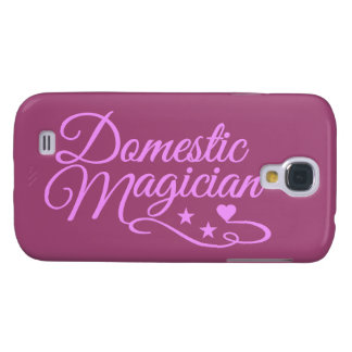 Domestic Magician custom HTC case