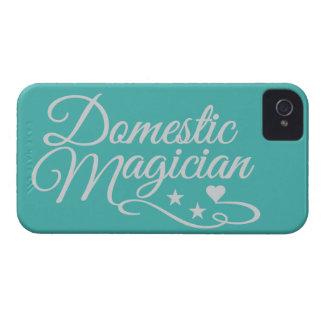 Domestic Magician custom iPhone case-mate iPhone 4 Case-Mate Case