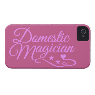 Domestic Magician custom iPhone case-mate iPhone 4 Cases