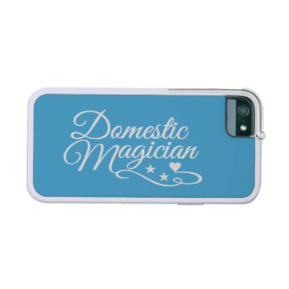 Domestic Magician custom iPhone cases Cover For iPhone 5/5S