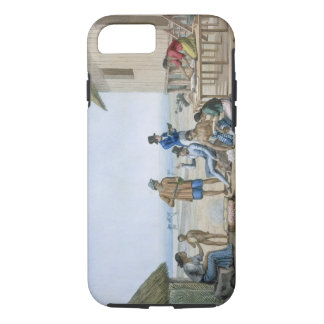 Domestic occupations, Agagna, Guam, Philippines, f iPhone 8/7 Case