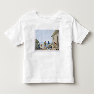 Domestic occupations, Agagna, Guam, Philippines, f Toddler T-Shirt