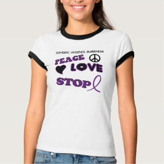 Domestic Violence Awareness T-shirts
