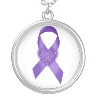 Domestic violence necklace
