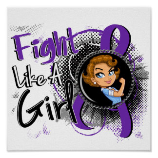 Domestic Violence Rosie Cartoon FLAG png Poster
