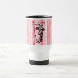 Domestically Disabled Travel Mug