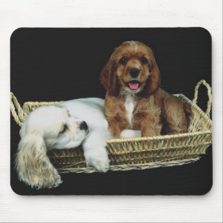 Domesticated Animals 001 Mouse Mat