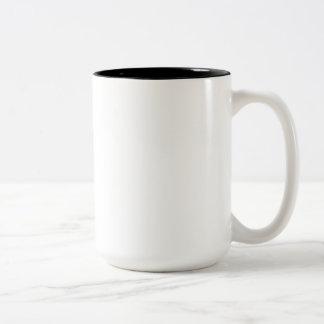 Domiknitter two tone mug