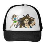 Dominant Amazon Women Mesh Hats