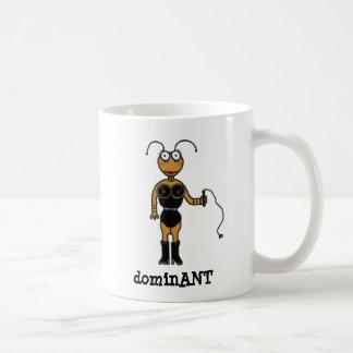 dominANT Basic White Mug