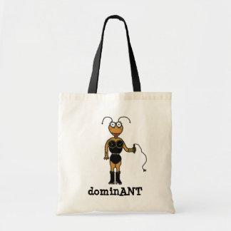 dominANT Tote Bag