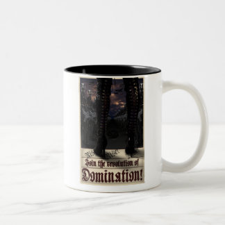 Domination coffee mug