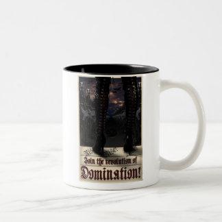 Domination coffee mug