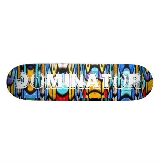 Dominator 20 Cm Skateboard Deck