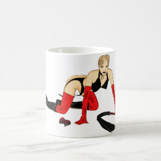 DOMINATRIX Cartoon Mug