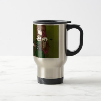 Dominatrix Stainless Steel Travel Mug