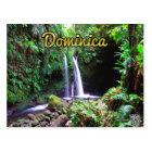 Dominica Emerald Pool Postcard
