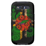 Dominica Flag Samsung Galaxy S3 Cover