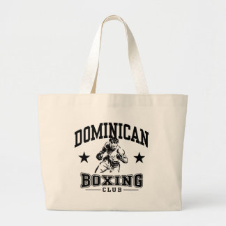 Dominican Boxing Canvas Bags