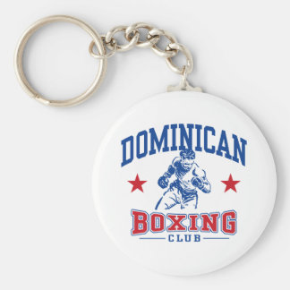 Dominican Boxing Keychains