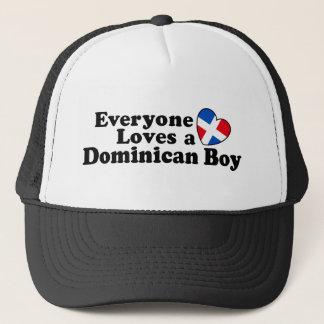Dominican Boy Trucker Hat