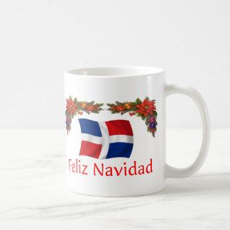 Dominican Christmas Basic White Mug