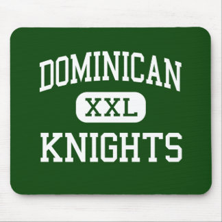 Dominican - Knights - High - Whitefish Bay Mouse Mat