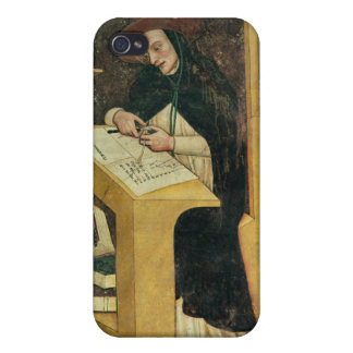 Dominican Monk at his Desk, from the Cycle of 'For iPhone 4 Cover
