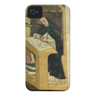 Dominican Monk at his Desk, from the Cycle of 'For iPhone 4 Covers