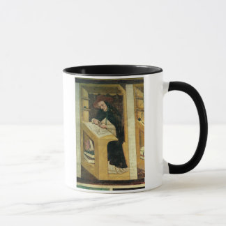 Dominican Monk at his Desk, from the Cycle of 'For Mug