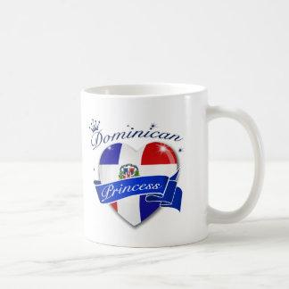 Dominican princess coffee mug