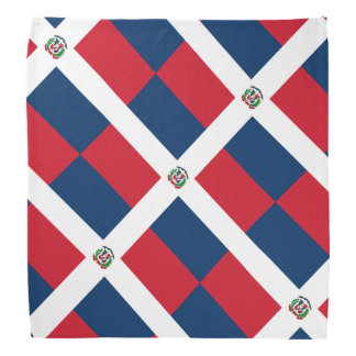 Dominican Republic Bandana