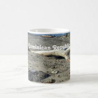 Dominican Republic Beach Coffee Mugs