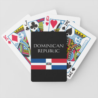 Dominican Republic Bicycle Playing Cards