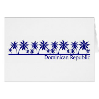 Dominican Republic Cards