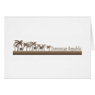 Dominican Republic Cards