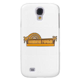 Dominican Republic Galaxy S4 Cases