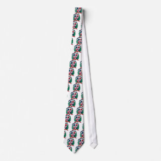 Dominican Republic Coat of Arms detail Tie